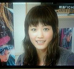 Yahoo!ネット番付2008 主演女優賞