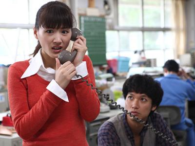 綾瀬はるか「おっぱいバレー」映画RANKING
