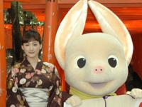 浴衣姿がカワイイと思う女性有名人ランキング 綾瀬はるか姫2位!