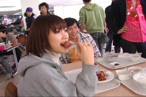 一緒にお弁当を食べたい女性タレント 綾瀬はるか