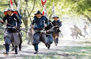 【滋賀】彦根城を舞台にロケ 映画「プリンセス・トヨトミ」
